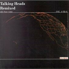 Talking Heads Remixed (2001) [CD]