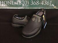Muck Boot Co. Excursion Pro Low Shoe Black Gunmetal Men Sizes Frlc-000 Brand