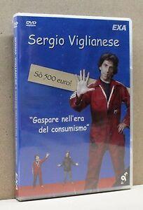 SERGIO-VIGLIANESE-GASPARE-NELL-039-ERA-DEL-COMUNISMO-So-500-euro-dvd