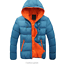 Fashion-Men-Boy-Winter-Warm-Hooded-Thick-Padded-Jacket-Zipper-Slim-Outwear-Coat miniatura 15