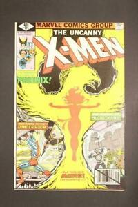 Uncanny-X-Men-125-VF-8-0-1st-appearance-Proteus-Wolverine-Phoenix