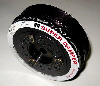"""ATI 917993 Super Damper Mini Cooper S & Base 1.6L 2001-2006 5.5"""" 2% Overdrive"""