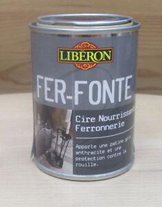 Eisenpaste-Creme-Chaumont-von-Liberon-fuer-Eisen-Gusseisen-Schmiedeeisen-250-ml