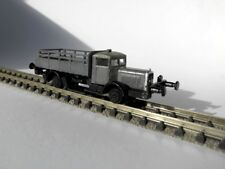 RAILNSCALE N1006 - Henschel 6J1 Schienen-LKW - Spur N - NEU