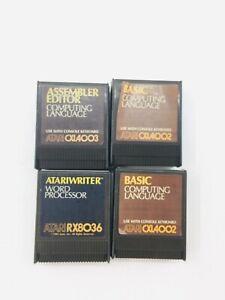 Atari-Assembler-Editor-Computing-Pilot-Language-for-400-800-Atari-CXL4003-4002