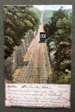 CPA. BAD EMS. Allemagne. 1903. Malbergbahn. Train.