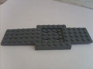 pare-brise véhicule 6x3 Réf Pièce recherchée//accessoire LEGO CITY 64453 TBE