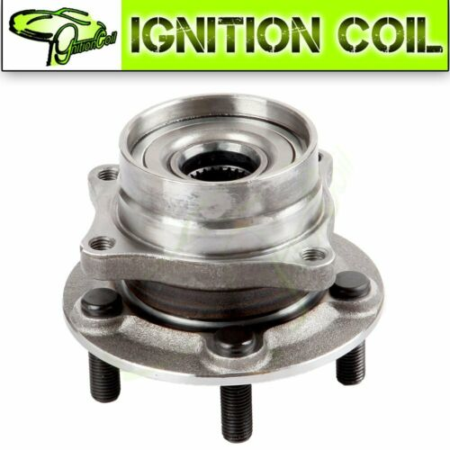 Front Wheel hub bearing Assembly Right or Left Side For Toyota ...