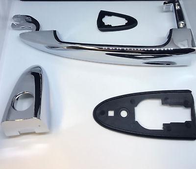Originale Lancia Ypsilon 843 /735409026 maniglia per porta maniglia per porta anteriore sinistro esterno/