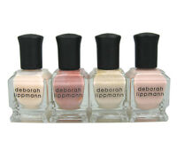 Deborah Lippmann Nail Polish (4 Bottle Bundle)