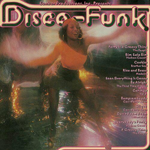 Disco-Funk [CD]