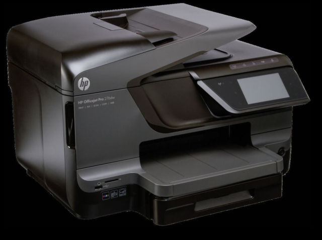 ^^HP Officejet Pro 276dw / OfficeJet Pro 8600 Plus CR770A Duplex WLAN ADF FAX