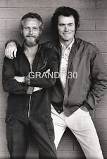 Celebrity Pictures - Paul Newman and Clint Eastwood