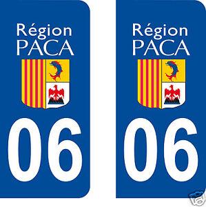 2-Stickers-plaque-d-039-immatriculation-AUTO-departement-06