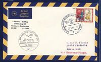 53381) LH FF Hamburg - Amsterdam 1.4.66, SoU ab Berlin