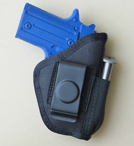 Inside-Pants-IWB-Gun-Holster-with-Mag-Pouch-for-SIG-SAUER-P238-Pistol