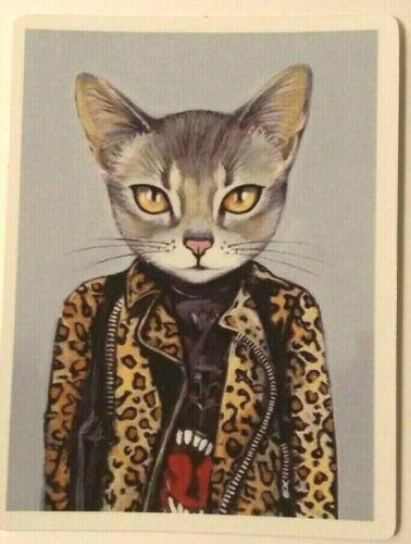 Cat Sticker Decal Skate Board Phone Laptop Funny Cute Animals Vinyl