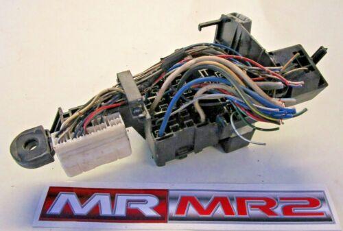 Toyota MR2 MK2 Turbo pie bien interior Caja de Fusible /& relés-el señor MR2 Piezas Usadas