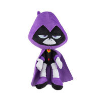 Teen Titans Go Raven 6 Scale Plush - Officially Licensed Jazwares - W/tags