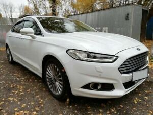 For-2013-2020-Ford-Fusion-4pcs-Smoke-Sun-Window-Vent-Visors-Side-Wind-Deflectors