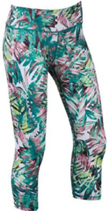 NEW prAna Women's Roxanne Printed Paradise Fitness Yoga Pants Size Small