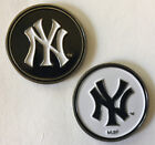 NEW Licensed MLB New York Yankees Golf Ball Marker