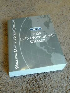 2009 Ford F53 Motorhome Chassis    Service       Repair       Shop