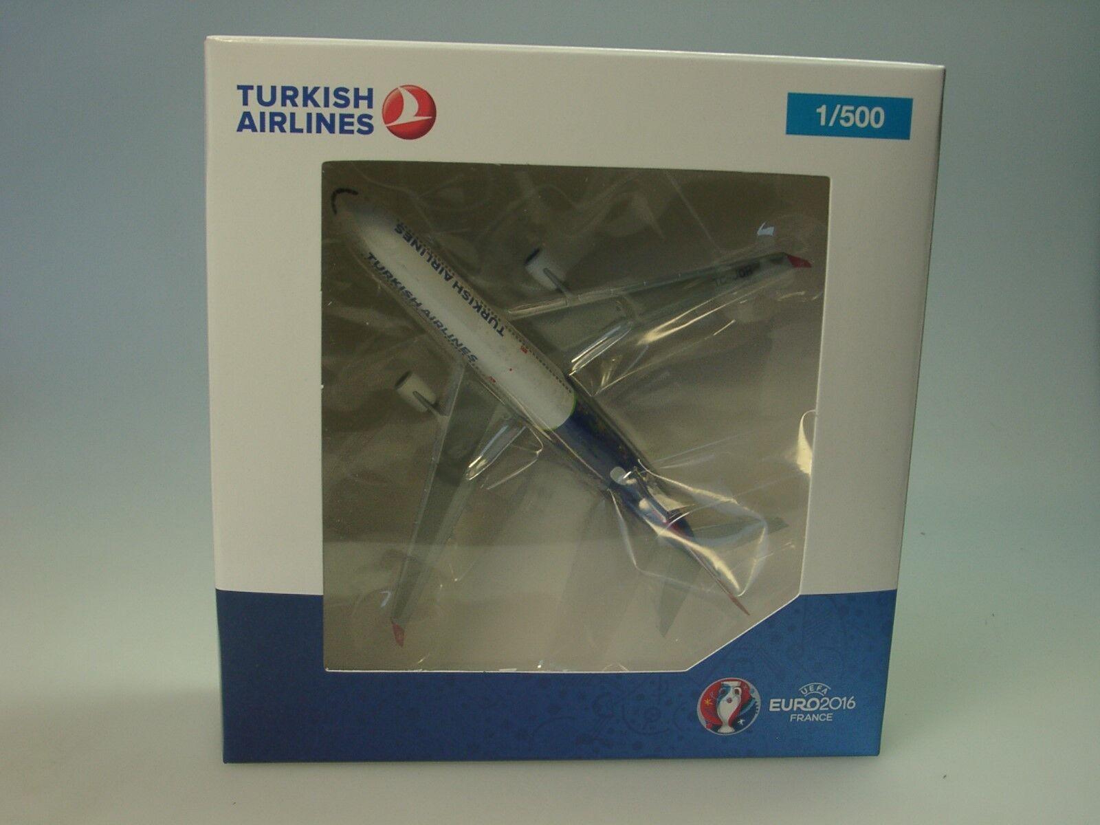 HERPA HERPA HERPA wings Airbus a330-300 turkish Airlines  em 2016  - 529556 - 1 500 8f56cd