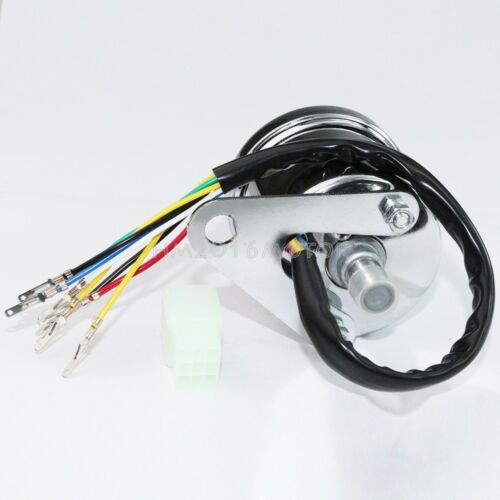 Motorcycle Speedometer Gauge Fit Kawasaki VN Classic Custom 900 750 800 2000