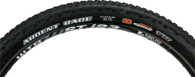 New Maxxis Ardent Race  27.5x2.35 Tire 120tpi Triple Compound Tubeless Ready  40% off