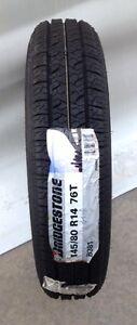 Pneumatici-Gomme-BRIDGESTONE-145-80-14-B381-KZ-76T