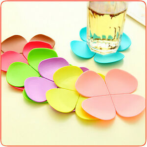 3D-View-Flower-Petal-Shape-Teacup-Coasters-Tea-Coffee-Cup-Mug-Mats-Placemat-KC