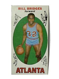 Bill-Bridges-Atlanta-Hawks-1969-Topps-Rookie-Basketball-Card-86-EX-MT