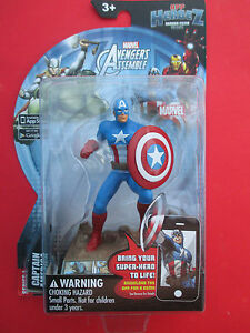 APP-HEROEZ-MARVEL-AVENGERS-034-CAPTAIN-AMERICA-034-BRING-YOUR-SUPER-HEROE-TO-LIFE