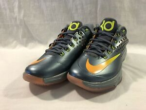 14651419303b New Nike Mens KD VII 7 Elite Shoes 724349-478 size 8 Team Collection ...