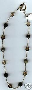 Goldplate-BEADS-Necklace-34-17inch-total-length