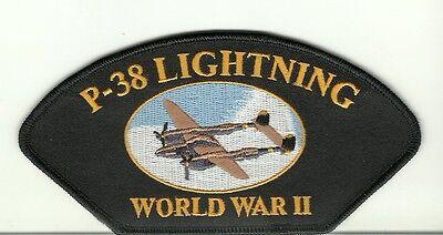 P-38 Lightning World War 2 II Patch