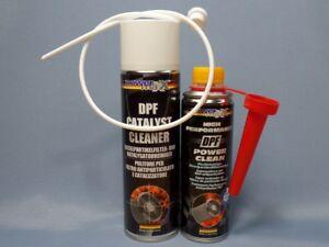 1x kit nettoyant filtres particules diesel fap suie pot catalytique ebay. Black Bedroom Furniture Sets. Home Design Ideas