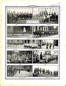 "Berlin Parade Feldgrau Deutsches Heer Uhlans Colonial Army Cuirassiers 1914 WWI - France - Commentaires du vendeur : ""OCCASION"" - France"