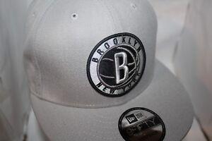 8e07f74f57f Image is loading Brooklyn-Nets-New-Era-NBA-Basic-Gray-9Fifty-