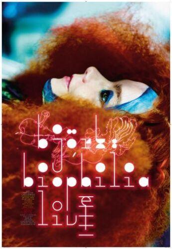 Bjork Poster 24inx36in