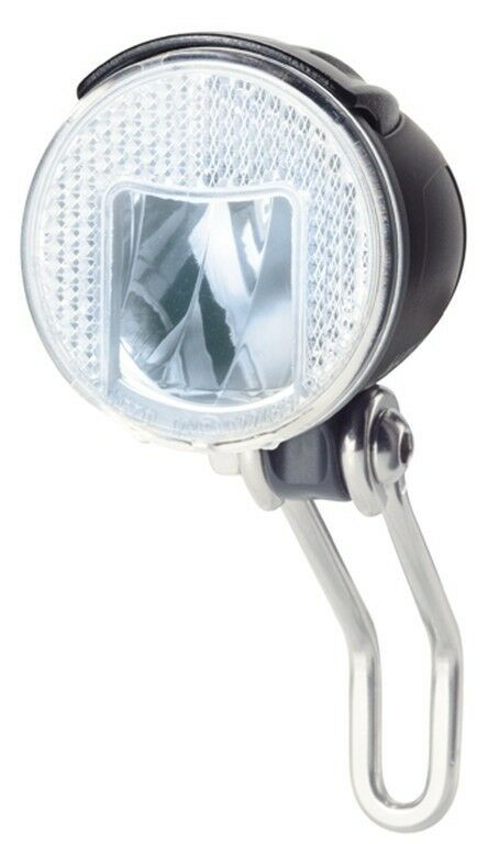 Busch Scheinwerfer + Müller LED Scheinwerfer Busch b&m IQ Cyo R 6-42V DC ohne Schalter 0222b0
