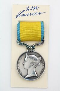 BRITISH-MILITARY-ROYAL-NAVY-MARINES-BALTIC-MEDAL-WARS-CRIMEA-BOXED