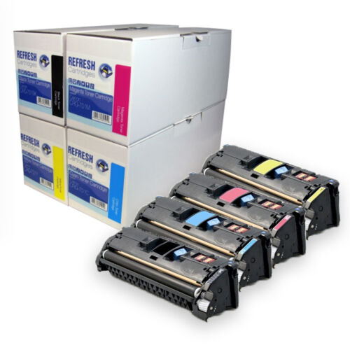 Refresh Kartuschen CRG-701 Toner//Trommeleinheit Kompatibel mit Canon Drucker