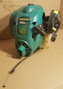Weed Eater Repair >> Details About Used Weed Eater Fl 26 String Trimmer Complete 25cc Engine For Parts Or Repair