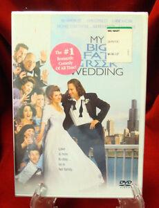 Dvd My Big Fat Greek Wedding 2002 26359211829 Ebay