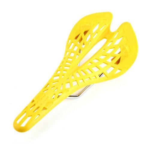 Light Weight MTB//Road Bike Bicycle Saddle Spider Cushion Seat Uprated Comfortabl