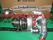 Bi Turbolader Mercedes-Benz Sprinter 3,5 -T Kasten 906 315 516 CDI A6510900880 !