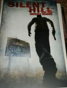 Silent Hill pecadores recompensa Horror Comic Book Nuevo Raro VHTF Xbox ps5