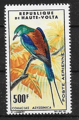 Geschickt P123 Burkina Faso-obervolta/ Vögel Minr 160 ** Hoher Standard In QualitäT Und Hygiene Briefmarken